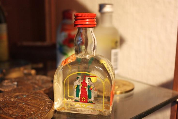 Ooooh el licor, a veces te hace olvidar.....