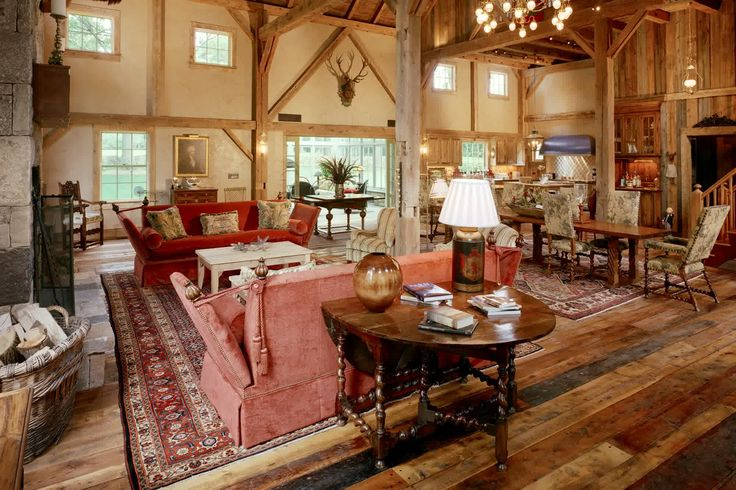Spectacular Pole Barn Houses for Attractive Home Design: Pole Barn House Kits…