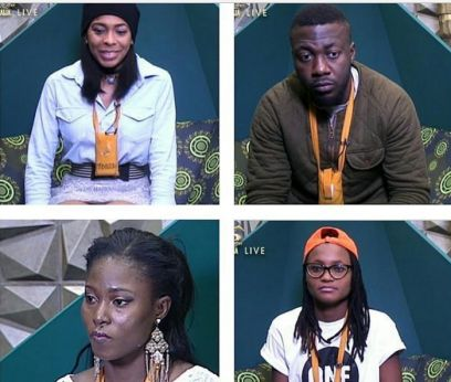Big Brother Naija: Bally gets evicted from Reality TV show -  Click link to view & comment:  http://www.naijavideonet.com/big-brother-naija-bally-gets-evicted-from-reality-tv-show/