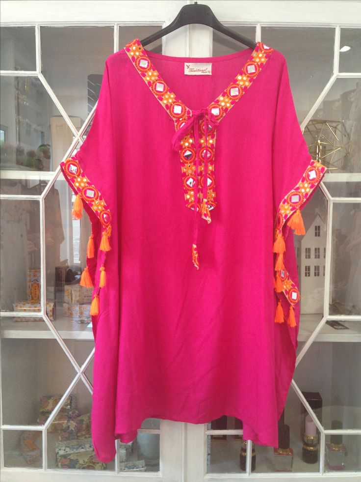 New Indian tunics in 100% viscose! Also available in white with blue or fuchsia embroidery. One size. 22€. Think quick!! 😉 And yes, we're open tomorrow between 15.00-19.00 h. #lovebyk #tunic #summer #fashion #ss17 #beachwear #embroidered #new #affordableluxury #ibiza #holiday #beach #ocean #pool #weship #igers #instagood #praia #matosinhos #moda #bohogirl #hippiechic #boheme