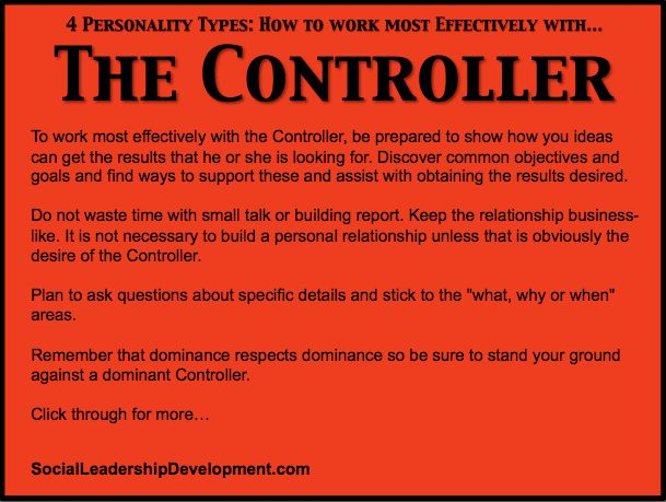 work personality types