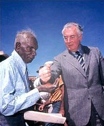 45 yrs since the sand poured into Vincent Lingiari's hand | Treaty Republic - Indigenous Australia Sovereignty, Genocide, Land Rights and Pay the Rent Issues