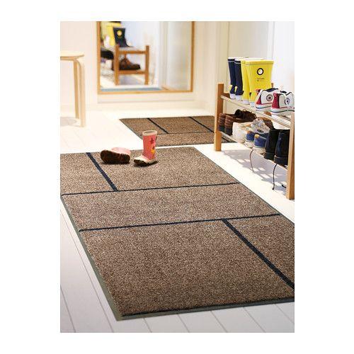 KÖGE Teppe, kort lugg - 82x200 cm - IKEA