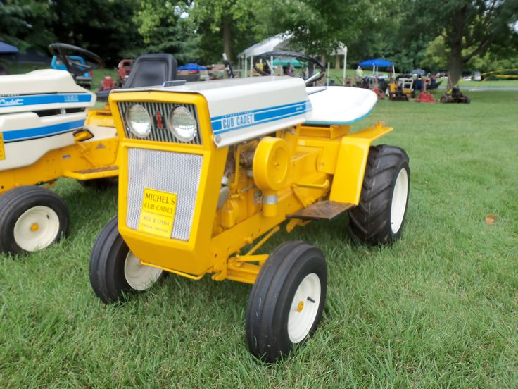 Cub Cadet 100 Crawler : Best images about farmall cubs on pinterest