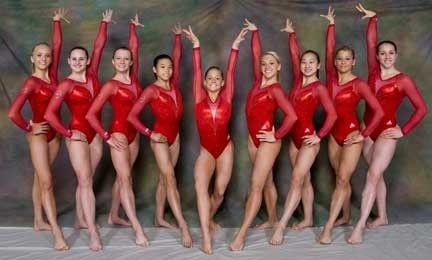New Official Team USA 2008 Olympic GK Gymnastics Leotard AXS Worn ...