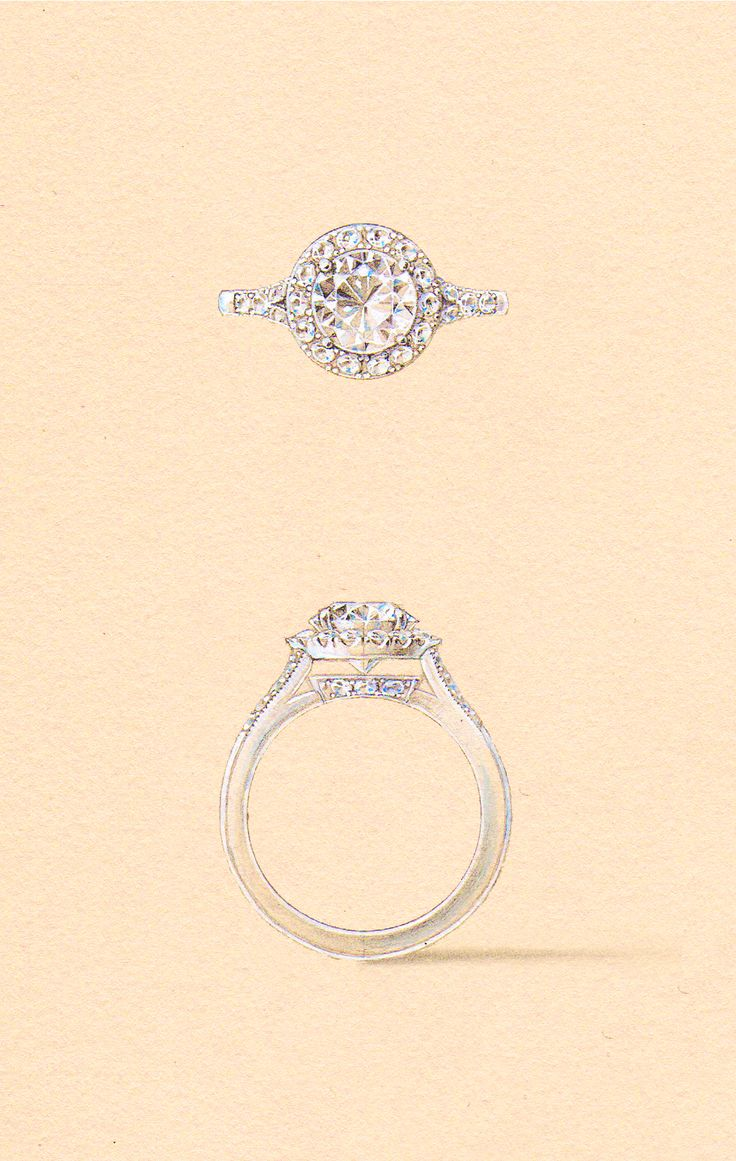 The Sol Setting. Naveya & Sloane engagement ring, made to order in Auckland, New Zealand.