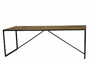 Lifestyle Baltimore Dining Table Black