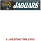 Jaguars Banner 8' x 2'