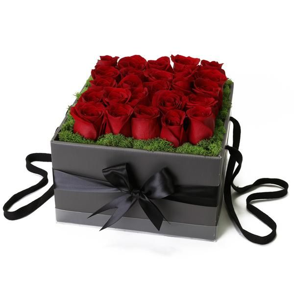 Luxe Amour Rose Box.
