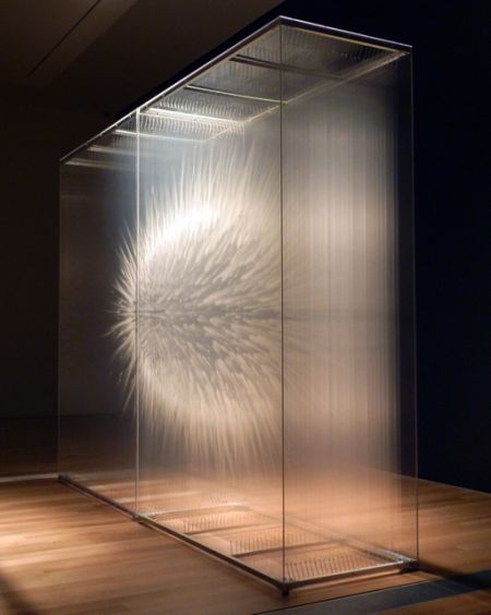 "David Spriggs, ""Emergence of Perception"""