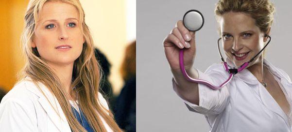 Artículo sobre la serie Emily Owens MD    [Opinión] Emily Owens Vs Gretchen Haase