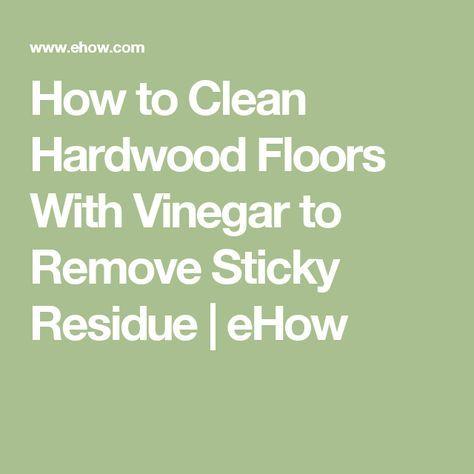 Best 10 Cleaning Hardwood Flooring Ideas On Pinterest