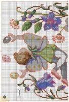 Gallery.ru / Фото #4 - Hadas de las Flores - anfisa1