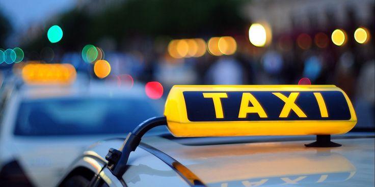 Способы заказа такси в Перми