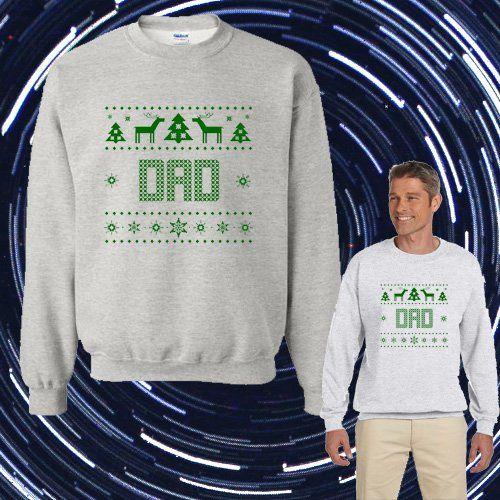 1-800 HOTLINE BLING Ugly DAD Christmas Unisex Adult sweater Crewneck Sweatshirt
