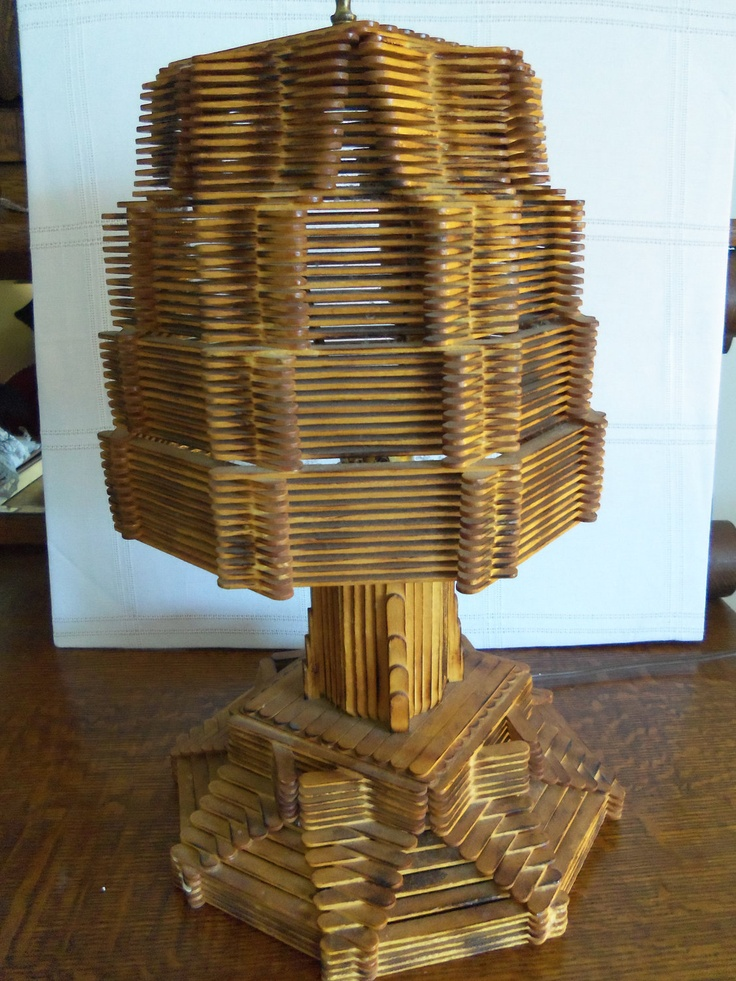 How To Build A Popcycle Stick Lighthouse 120