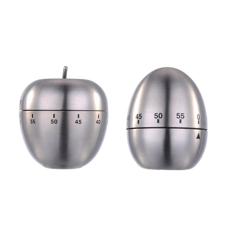 Apple/Egg Shaped Digital Kitchen Timer Alarm Clock Metal Mechanical Countdown Stainless Steel Cooking Timing Tools snack -*- AliExpress Affiliate's buyable pin. Find similar products on www.aliexpress.com by clicking the VISIT button