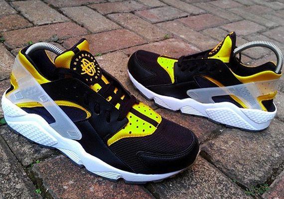 "#Nike Air Huarache ""City Pack"" - Berlin #sneakers"