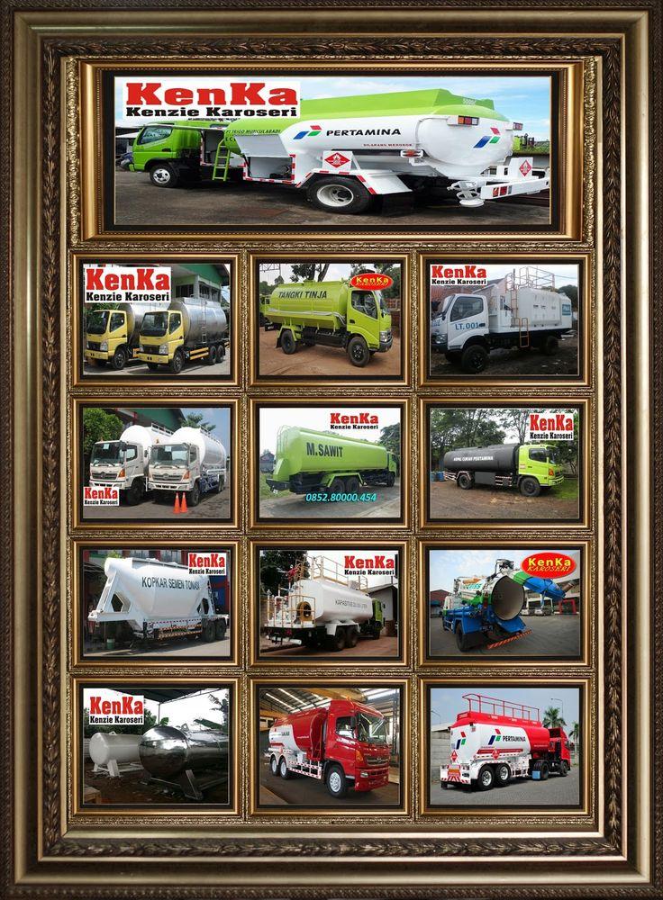 Harga Truck Tangki >> KAROSERI KENKA