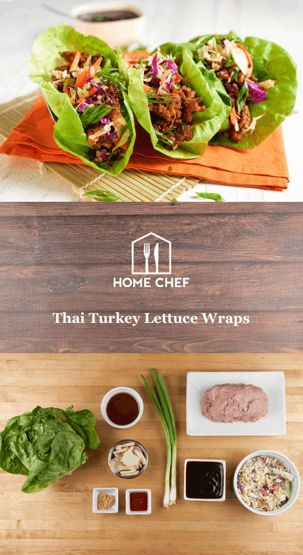 Turkey has earned, perhaps deservedly, a reputation as being dry, flavorless, and a vehicle for other, more delicious foods like gravy. Let's salvage this fine feathered fowl from the cycle of insipidity with a more novel approach: a Thai-inspired wrap! Rich with sweet-spicy-umami flavor, this hoisin-Sriracha glazed turkey wrap is insanely delicious, but sanely healthy!