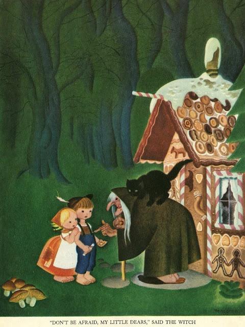 from Gustaf Tenggren, The Tenggren Tell-It-Again Book