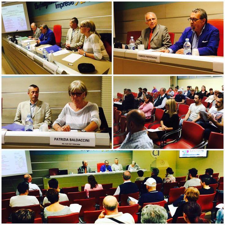 """20/6/2016 - Seminario """"L'etichetta nutrizionale per i prodotti alimentari"""" promosso da Confartigianato Alimentazione"""