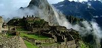 Peru Panorama (Machu Picchu)