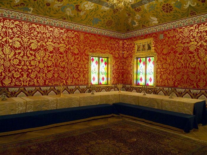Palace of Tsar Aleksey Mikhailovich Romanov (1629-1676)
