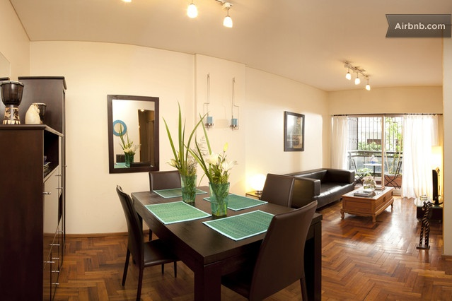 Beautiful apartment, big, spacious in Buenos Aires from $190 per night