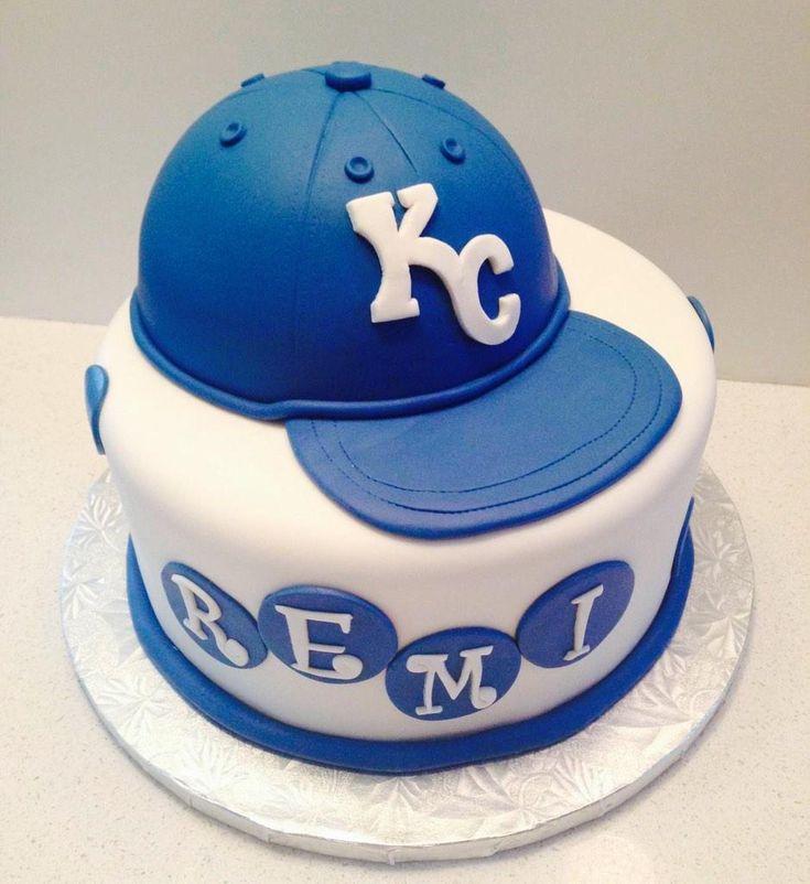 38 best Kansas City Royals Food Cakes images on Pinterest Kansas