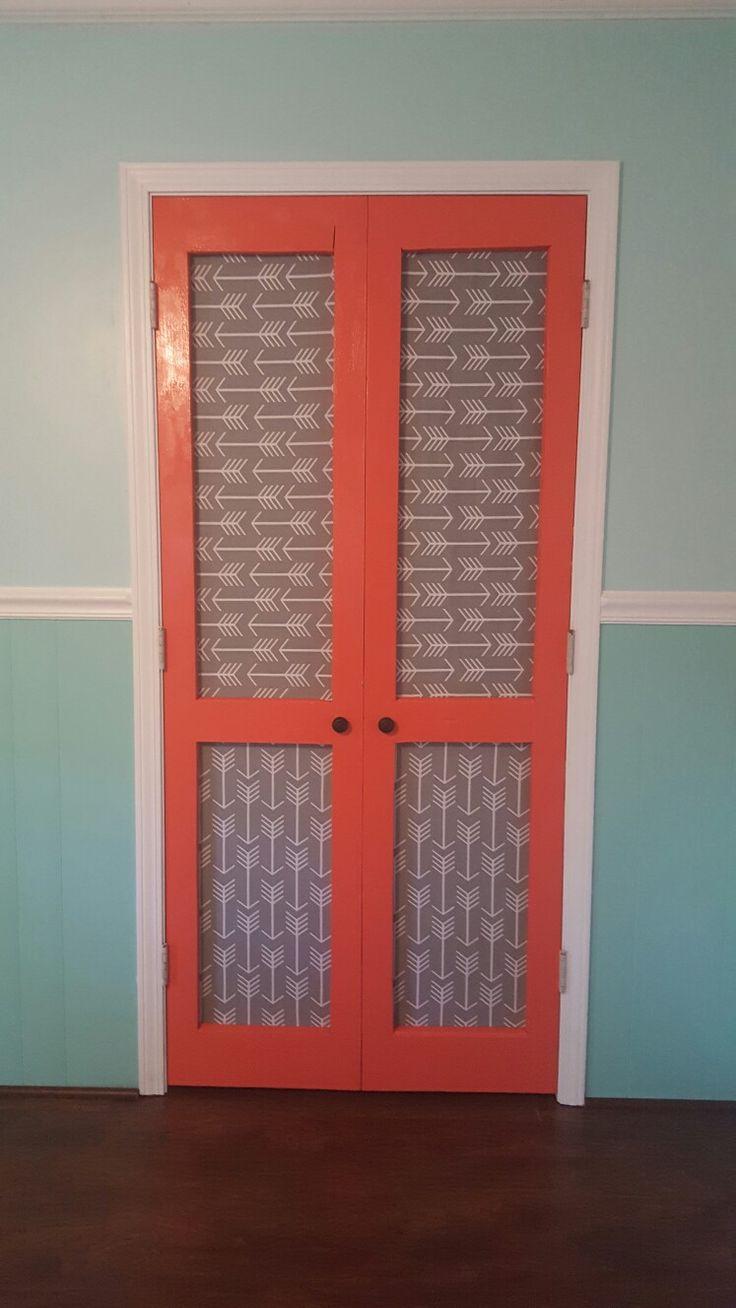 17 Best Ideas About Old Closet Doors On Pinterest