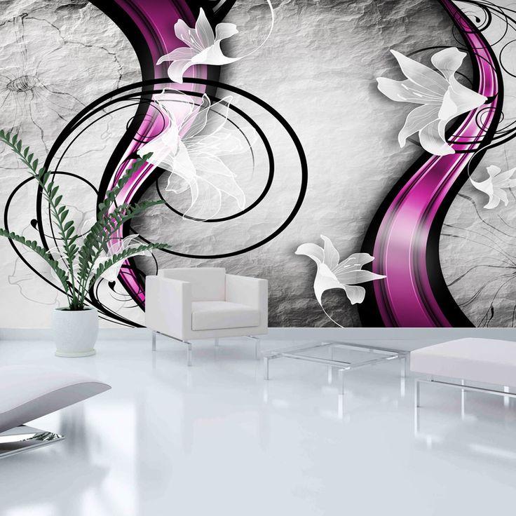 Votre intérieur est à 2 doigts de vous remercier  ---------------------------------------------------------------------  Papier peint XXL Flowery Ribbon  à 137,17€  sur https://www.recollection.fr/papiers-peints-xxl-fleurs-lilies/14772-papier-peint-xxl-flowery-ribbon-3664551128407.html  #Lilies #mobilier #deco #Artgeist #recollection #decointerior #interiordesign #design #home  ---------------------------------------------------------------------  Mobilier design et décoration intérieure…