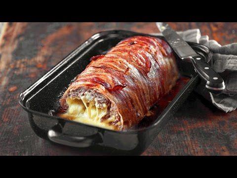 Lasagnes Bacon ! Des Lasagnes | Trés Croustillantes et Délicieux - YouTube