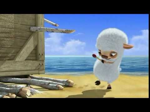 Sheep In The Island  (6:45 is the first segment.)  Use to practice comprehension strategies, like predicting, asking questions, inferring, and drawing conclusions.