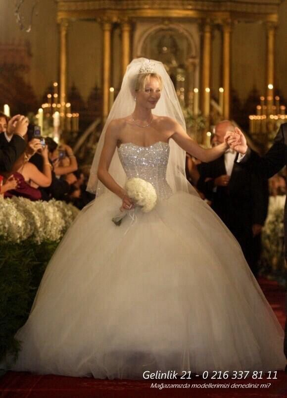 THIS WEDDING DRESS IS PERFECT