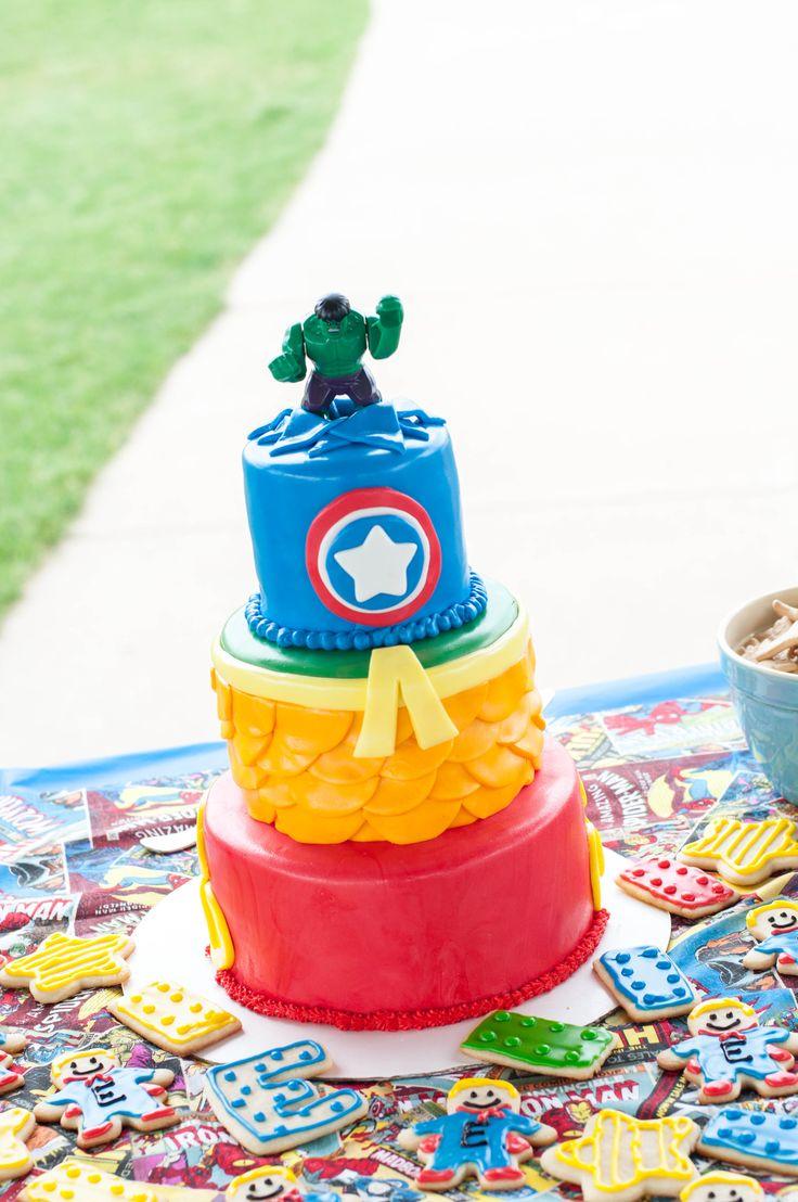 12 besten Super Hero Lego Birthday Bilder auf Pinterest   Partyideen ...