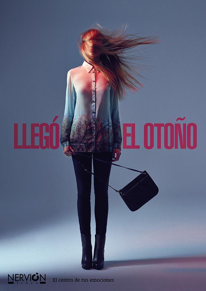 Campaña de Otoño para el Centro Comercial  Nervión Plaza   www.albertogpuras.com #fotografía #publicidad  © Alberto G. Puras All rights reserved