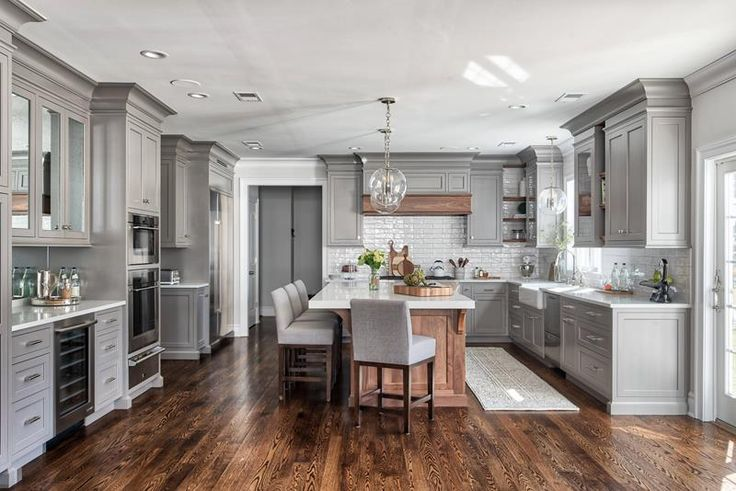 30+ Kitchen Designs with Stainless Steel Appliances (Photo Gallery)