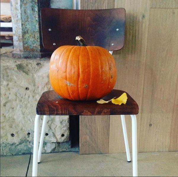Halloween in our showroom