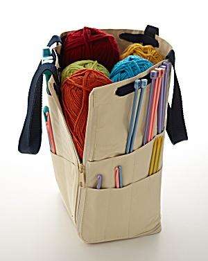 Ultimate Convertible Knit & Crochet Bag by Nantucket Baggs