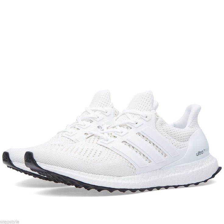 Adidas Ultra Boost M 1.0 White Ultraboost S77416 Kanye West Running Sneaker