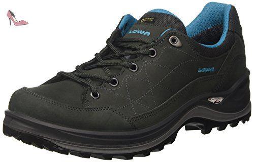 Lowa Sirkos Gtx W Chaussures de randonnée noir 37,5 EU