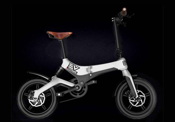 Ev Corsa Redefining The Folding E Bike Indiegogo Bike Design Eletric Bike Ebike