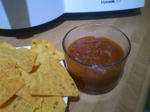 Dip superpicante para #Mycook http://www.mycook.es/receta/dip-superpicante/