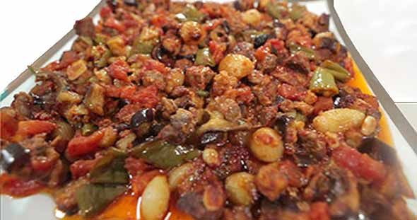 Patlıcan Tava Tarifi
