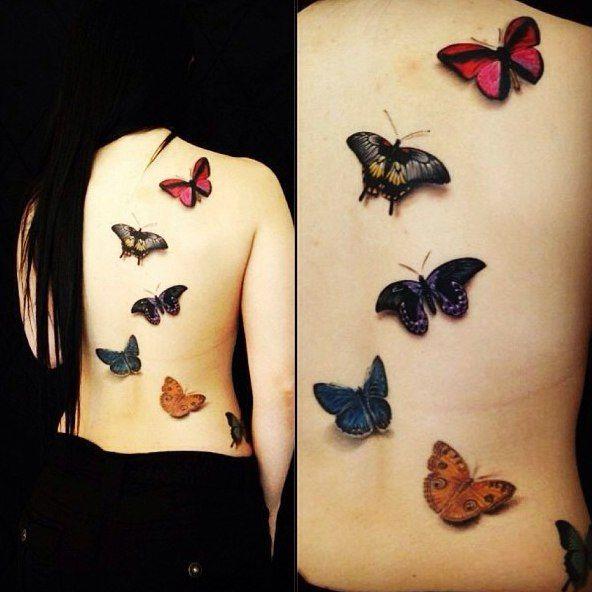 Маленькие татуировки | 208 фотографий