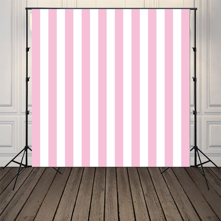 Cheap backdrop studio, Buy Quality striped background directly from China photography backdrops Suppliers: HUAYI Pink and White Stripe   Backgrounds Photography backdrops  Art Fabric Newborn Backdrop  Studio/Photography Props  D-8850