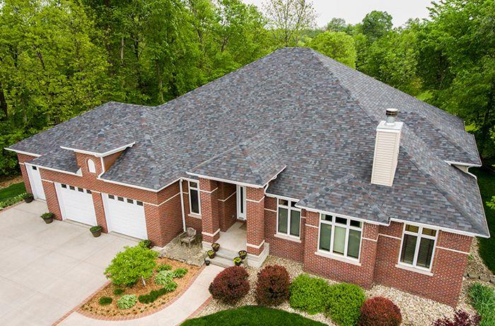 Legacy Black Oak Shingling Roof Shingles Roof Installation