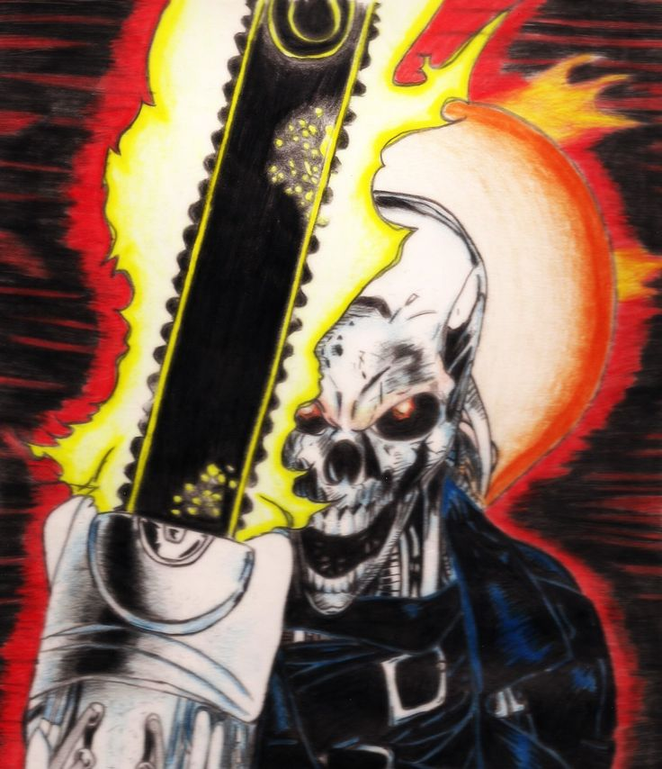 Prismacolor (Ghost Rider)