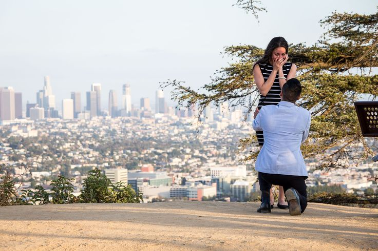 Los Angeles Proposal Photography – Los Angeles Marriage Proposal Ideas